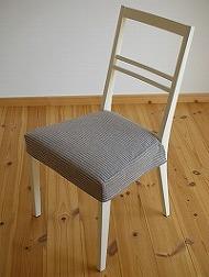 椅子カバー ブラウン