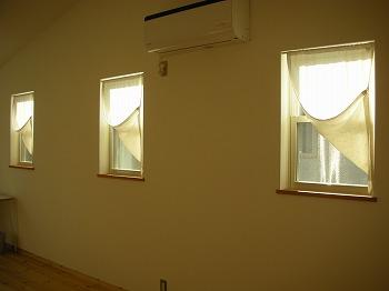 カフェカーテン 寝室